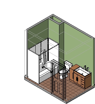 Single-family_bathroom_smartbim-3d